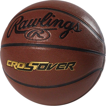 Rawlings® Crossover 8-Panel Composite Basketball - #7
