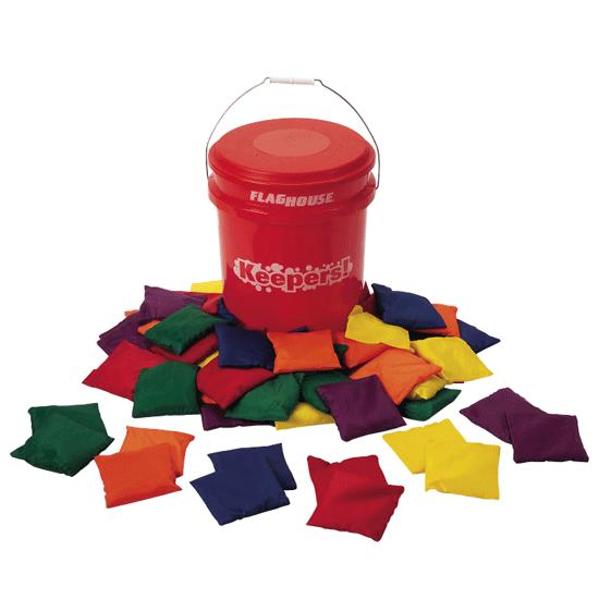 Image result for bean bag and bucket