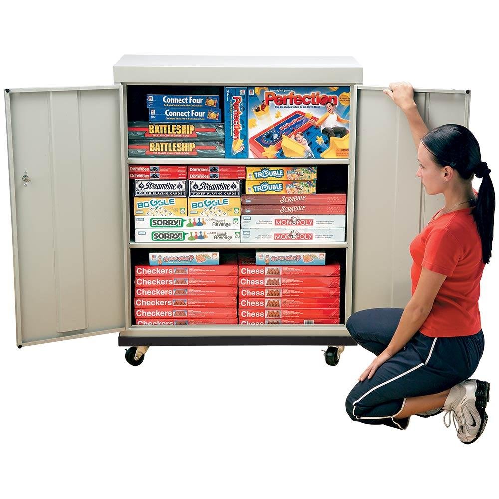 Mobile Game Cabinet Set Flaghouse