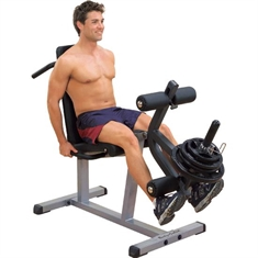 Body Solid® Leg Extension / Leg Curl Machine