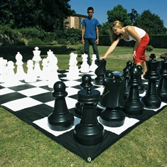 Dom Giant Chess Game Pieces