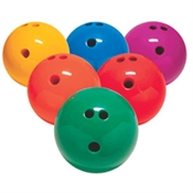 FLYING COLORS® 6 - Color Bowling Ball - Set of 6