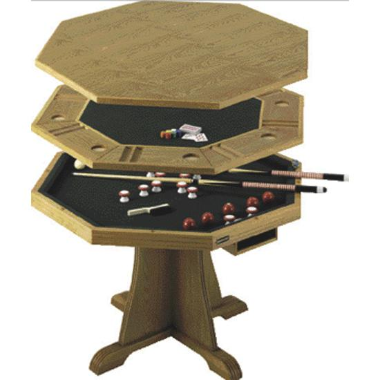 Attractive Bumper Pool Table   3   In   1   Thumbnail 1