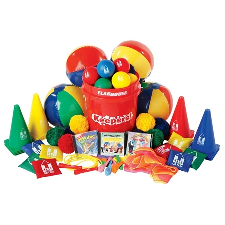 CATCH� KeepersT Limited Space Activity Set