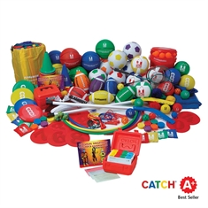 CATCH® 6 - 8 Activity Kit & Equipment Package