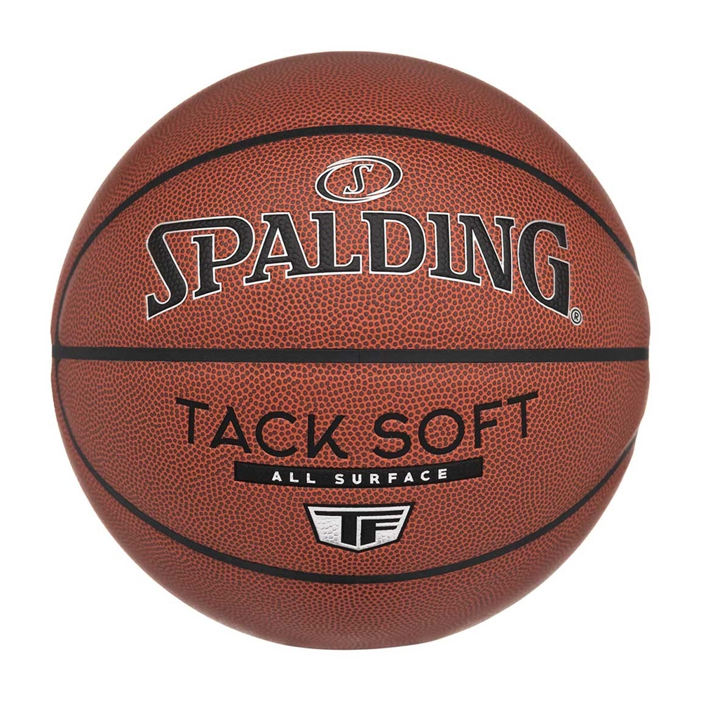 Spalding® NBA Tack Soft - Size 6 | Leather & Composite ...