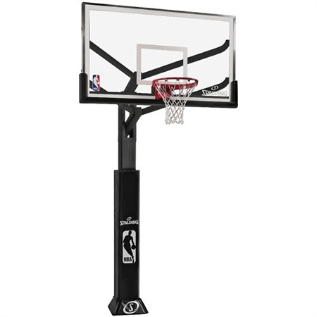 SPALDING� Arena View In - Ground Basketball System