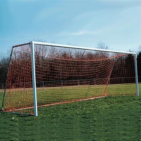 Soccer Goals- Official Portable 4'' x 4''- Round Post Goals