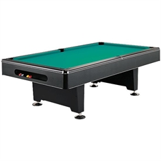 Eliminator 8' Pool Table with Ball Return