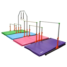 AAI® Elite Kids Gymnastics Inline Circuit