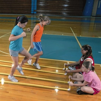 Tinikling Poles With Handles Flaghouse