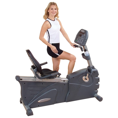 B3 Endurance Recumbent Exercise Bike
