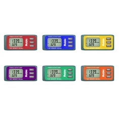 Multiple Function Pedometers Set