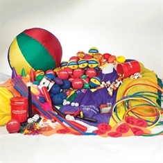Fit-N-Fun Set - Grades 2 to 3
