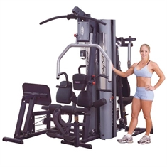 Body Solid® Two Stack Gym