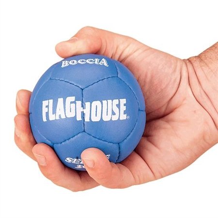 FLAGHOUSE Boccia Replacement Ball - BLUE