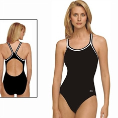 DBX Solid Swimsuit - Women's