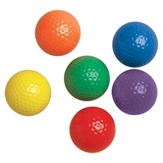 Flying Colors® Golf Balls Blue