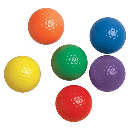 Miniature Golf Balls - Dz