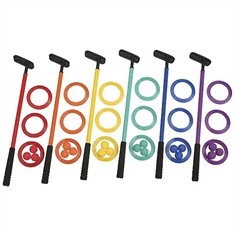 Rainbow Mini Golf Set