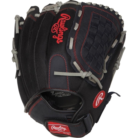 Rawlings� Game Quality 12 1/2' Leather Fielder's Glove