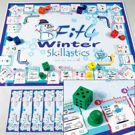 BFIT4WINTER SKILLASTICS�