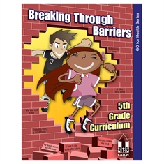 CATCH® Breaking Through the Barriers Teacher's Manual - Grade 5