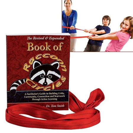 Raccoon Rope and Activity Book