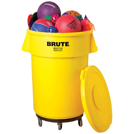 BRUTE™ Equipment Container - Dolly Only