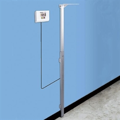 Standalone Wall-Mount Digital Height Rod