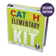 CATCH® Elementary Coordination Kit for Grades K to 5 - Six Week Version