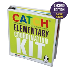 CATCH® Elementary Coordination Kit for Grades K to 5 - Nine Week Version