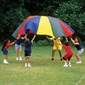 FlagHouse Traditional 45' Web-Handled Parachute - Thumbnail 1