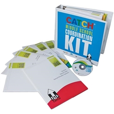 CATCH® Middle School Coordination Kit for Grades 6 - 8