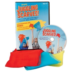 Fun with Juggling Scarves DVD