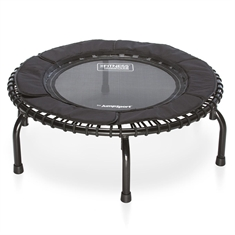 "Fitness Trampoline – 37""-Dia. Petal Design with Tension Settings"