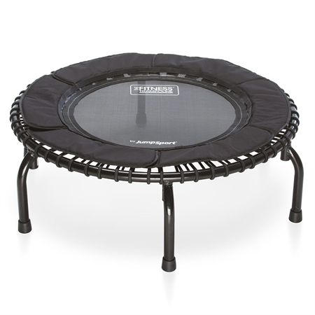 Fitness Trampoline - 37'-Dia. Petal Design with Tension Settings