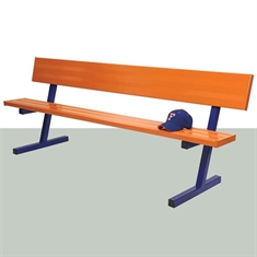 Portable 21'L Benches