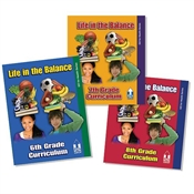 CATCH® Go for Health Middle School Curriculum Kit