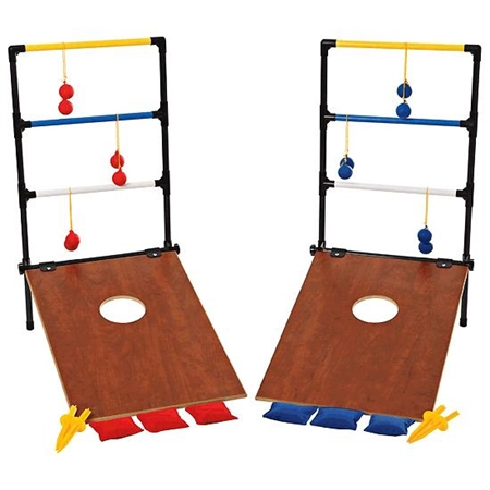 Ladder and Bean Toss Combo Set
