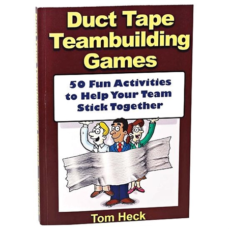 Duct Tape Teambuilding Games Book