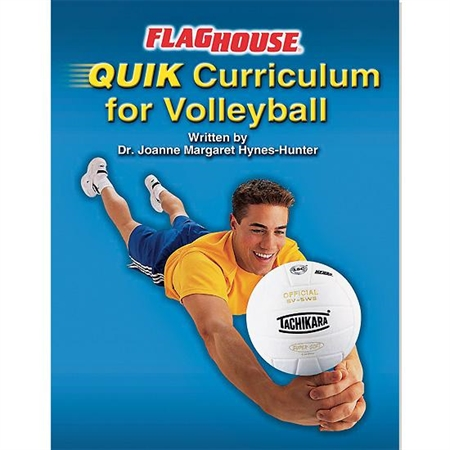 FlagHouse QUIK Volleyball Electronic Curriculum Guide