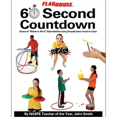 FlagHouse 60-Second Countdown Electronic Guidebook