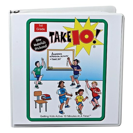 TAKE 10!® Activity Kit for 1st Grade