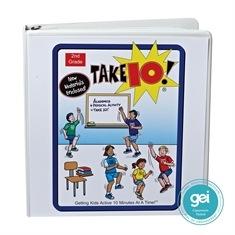 TAKE 10!® Activity Kit for 2nd Grade