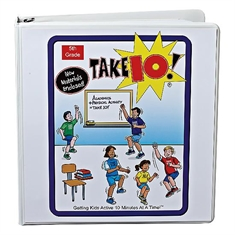 TAKE 10!® Activity Kit for 5th Grade