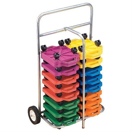 Tip & Roll Scooter Cart