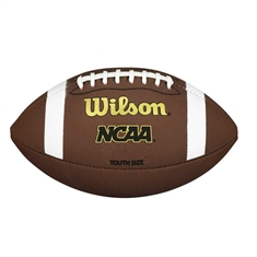 "Wilson® NCAA TDY Composite Football -  ""TDY"" Youth Size"