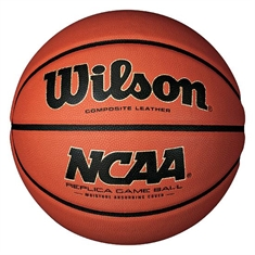 Wilson® NCAA® Replica Game Basketball – Size 6