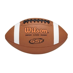 Wilson® GST Composite Leather Game Ball